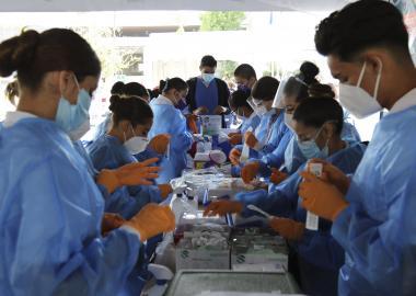 La UdeG ofrece red universitaria para reforzar vacunación en Jalisco